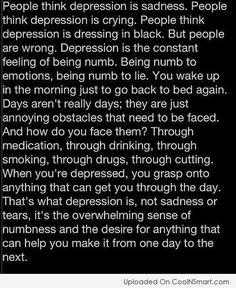 +qoutes+about+sadness+with+fairy+pics. | Depression Quotes, Sayings about being depressed - CoolNSmart