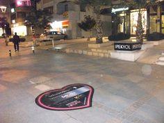 Floor Graphics (İstanbul Bagdat Street)