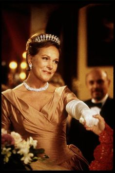 Julie Andrews is such a role model to me.. Classy and gorgeous throughout the years.