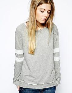 Noisy May Varsity Sweatshirt