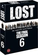 Lost - Kausi 6 (5 disc) (DVD) 29.95e... tai saa jostain halposemmallakin. kelpaa vaikka poltettuna....kunhan vain vihroonki näkis!