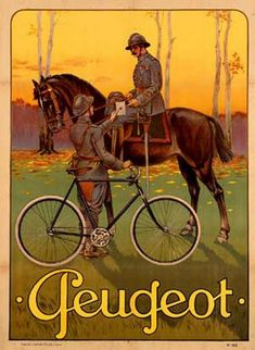 OLD POSTER FOR BIKES AND MOTORCYCLES