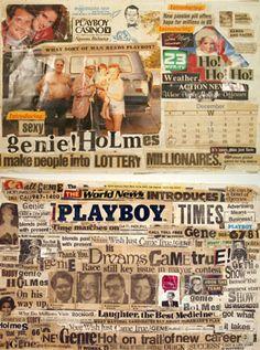 Newspaper - Collage