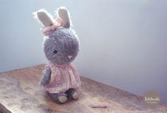 Handmade stuffed animals. The best.