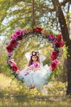 Photography Fantasy Girl Pictures 43 New Ideas Swing Photography, Little Girl Photography, Children Photography, Wedding Photography, Cute Babies Photography, Baby Girl Images, Baby Girl Pictures, Photo Hacks, Fairy Photoshoot
