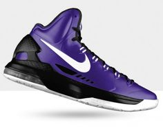purple kd shoes