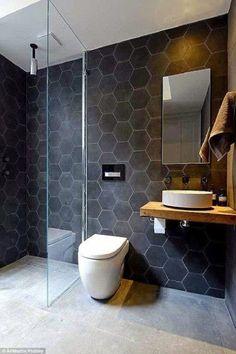 ide dco wc armoires maison et dcoration dintrieur - Idee Carrelage Salle De Bain Moderne