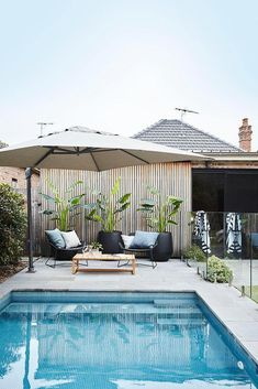 Swimming Pool Ideas Landscapers Landscape Design Company | Harrison's Landscaping Sydney NSW | #simplegardenlandscapedesign