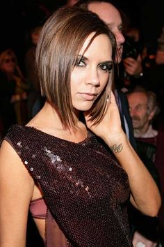 15+ Victoria Beckham Bob Hair | Bob Hairstyles 2015 - Short Hairstyles for Women