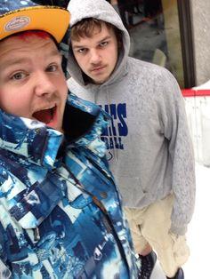Rockefeller center ice skating!!!
