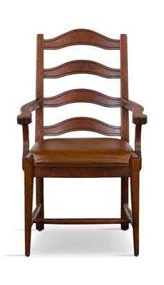 Nappa Arm Chair by Mackenzie-Dow | Gabberts