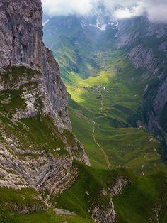Appenzellerland, Switzerland, by pboehi on Flickr.