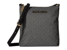Tommy Hilfiger Womens Pauletta NorthSouth Crossbody Mini BlackWhite Crossbody Bag * To view further for this item, visit the image link. (This is an affiliate link) Tommy Hilfiger Handbags, Tommy Hilfiger Fashion, Satchel, Crossbody Bag, Leather Crossbody, North South, Messenger Bag, Diaper Bag, Reusable Tote Bags