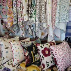 Emma Bridgewater Fabrics in collaboration with Sandersons