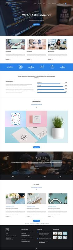 CTM is clean and modern design 6in1 responsive #HTML5 template for #creative business agencies website download now > https://themeforest.net/item/ctm-creative-html-template/19838904?ref=Datasata