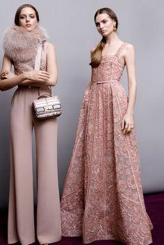 Dress from Ellie Saab pre-fall 2015