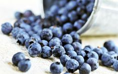 How to Use a Flat of Blueberries