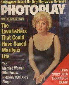 Photoplay Magazine - June 1963 (Marilyn Monroe)