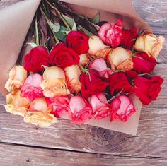 beautiful, flowers, and roses Bild