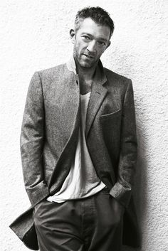 Vincent Cassel: Muses, Cinematic Men | The Red List