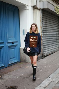 adenorah- Blog mode Paris: RAIN BOOTS