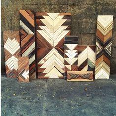 Aleksandra Zee wood art