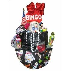 Bingo Gift Basket #1