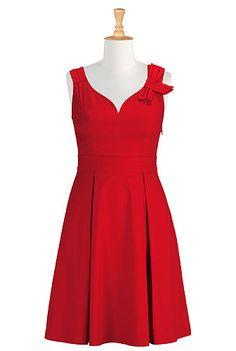 I <3 this Alice dress from eShakti