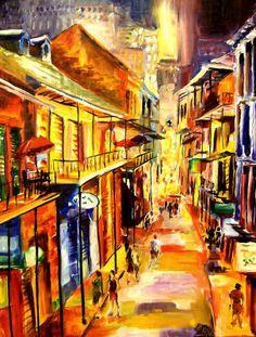 Bourbon Street Glitter - Diane Millsap