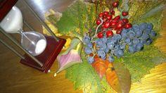 Autumn on my desk