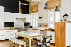 Un loft parisien dans une ancienne boulangerie - PLANETE DECO a homes world