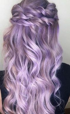 Best Hair Color Ideas 2017 / 2018 lilac hair goals TrendyIdeas.net   Your number one source for daily Trending Ideas