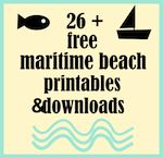 ☞ Over 26 free happy summer printables – summertime downloads ☀ | MeinLilaPark – digital freebies