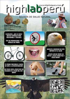 REVISTA DE #SALUDNATURAL #HIGHLABPERU. Esta es nuestra 5ta entrega y correponde al mes de MAYO. http://highlabperu.com/2014/05/revista-de-salud-natural-no5-de-highlab-peru-mayo-2014/