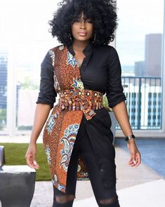 Learn About These Top latest african fashion look 3133 African American Fashion, African Inspired Fashion, Africa Fashion, African Print Fashion, African Fashion Dresses, African Prints, African Outfits, Ankara Fashion, African Fabric