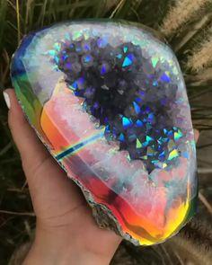 Rainbow Stone - 9GAG