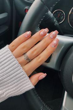 nails with stars - nails with stars ; nails with stars design ; nails with stars and moon ; nails with stars acrylic ; nails with stars sparkle ; nails with stars on them ; nails with stars design acrylic Aycrlic Nails, Star Nails, Pink Nails, Cute Nails, Manicures, Star Nail Art, Star Art, Glitter Nails, Moon Nails