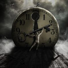 the key to time is to learn you can't turn it back ... but -  you may choose each moment and not waste its passing