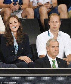 The Duke and Duchess of Cambridges
