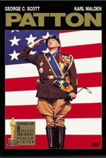 Patton and his troops liberated my uncle's POW camp. If you've never seen the movie, you owe to yourself.
