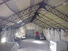 Plus de 1000 id es propos de urbex futur loft sur pinterest transfo - Acheter une usine desaffectee ...