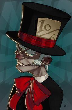 Awesome Batman Villain Portrait Art - News - GeekTyrant