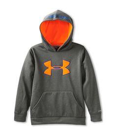 Under Armour Boys Hoodie Sale | under armour kids boys armour fleece storm big logo hoodie big kids