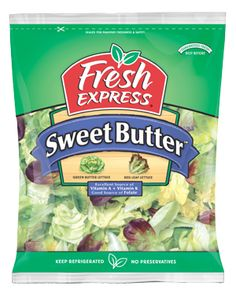 Sweet butter lettuce is one of my favorites for making my evening salad. Salad is my go to for my evening meal.