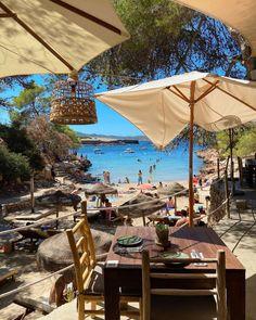 Ibiza Beach, Ibiza Fashion, Vacation Pictures, Got Books, Double Tap, San Antonio, Perfect Place, Scenery, Patio