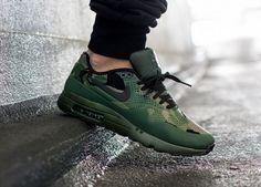 Nike Air max 1 Ultra Moire Carbon Green Print - 806851-300