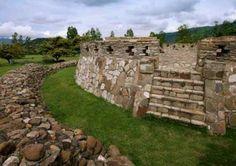 Zona Arqueologica Ixtlan, Nayarit, Mexico