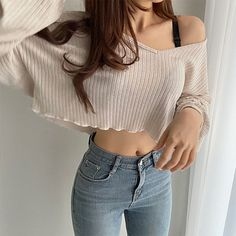 Cute Casual Outfits, Retro Outfits, Korean Outfits, Teen Fashion Outfits, Cute Fashion, Girl Outfits, Fashion Quiz, Kawaii Fashion, 80s Fashion