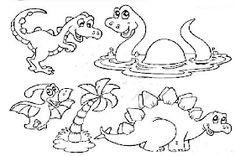 Fise de lucru - gradinita: DINOZAURI - FISE de colorat Jurassic World, Drawing, Illustration, Snoopy, Blog, Fictional Characters, Art, Art Background, Kunst