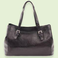 """""""Sofia"""" traumhafter Shopper mit verstellbarem Riemen aus Lux-Leder #BAG"""